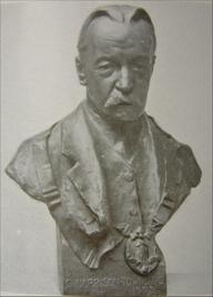 Bust of Charles Harrison Townsend